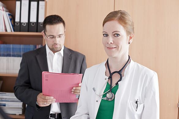 Gesundheitsmanager