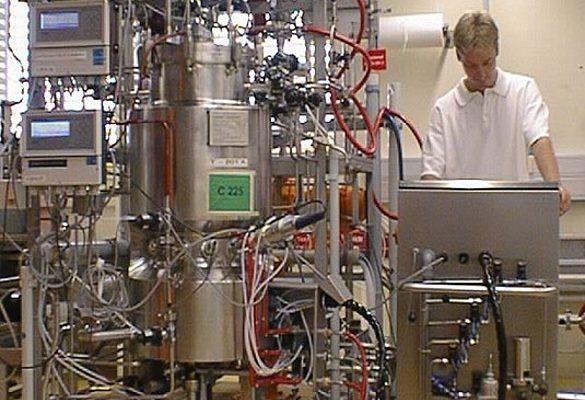 Industrieller Biotechnologe